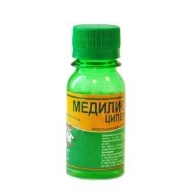 """""""Медилис Ципер""""  инсектицидное средство против насекомых."""