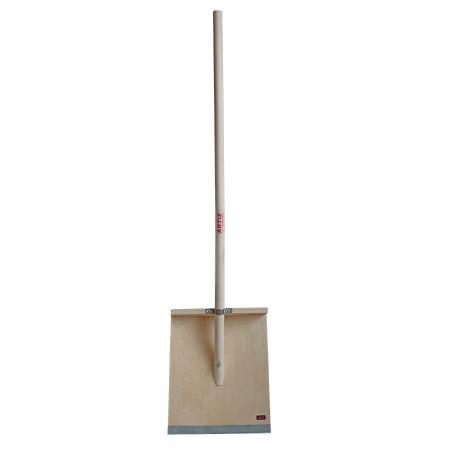 Лопата деревянная для уборки снега ЛСП (300х300 мм)