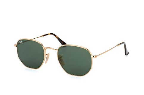 Ray-Ban Round Hexagonal Flat Lenses RB3548N 001