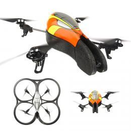 Развивающий дрон, или квадркоптер (типа вертолёта), Ar Drone