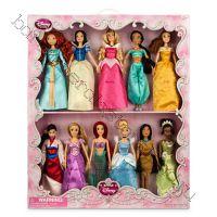 подарочный набор из 11 принцесс Диснея