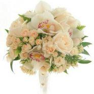 «Мечта невесты» (букет из орхидей)