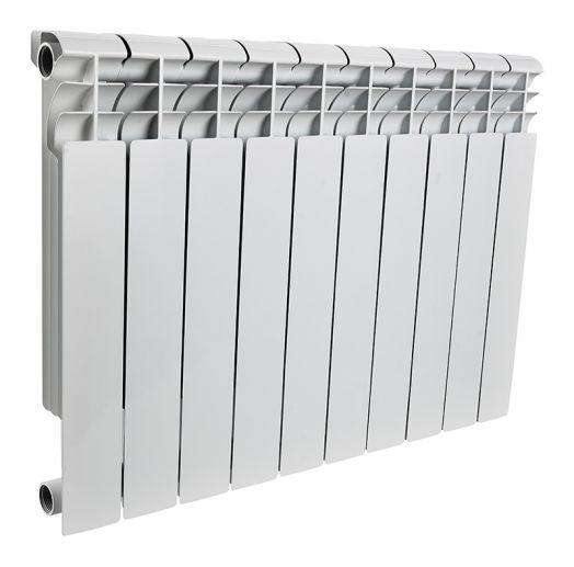 Радиатор алюминиевый Rommer Profi 10 секций 500-80-100