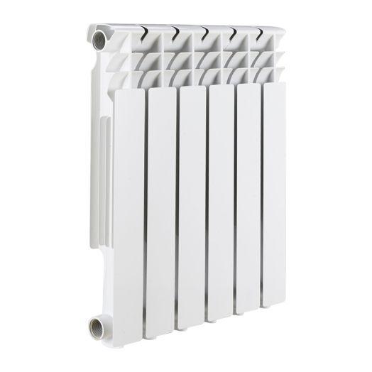 Радиатор алюминиевый Rommer Optima 4 секции 500-80-80
