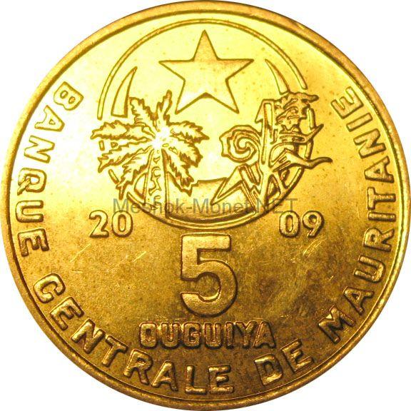 Мавритания 5 угий 2009 г.