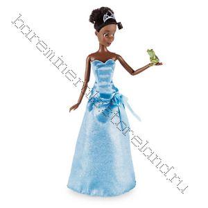 кукла Тиана Дисней 2016 год