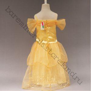 Платье Бель Красавица и чудовище на рост 120 см