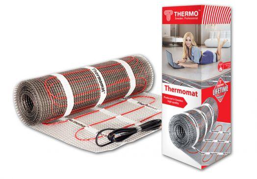 Нагревательный электрический мат Thermomat TVK-180 - 8 (площадь обогрева 8,0 м2)