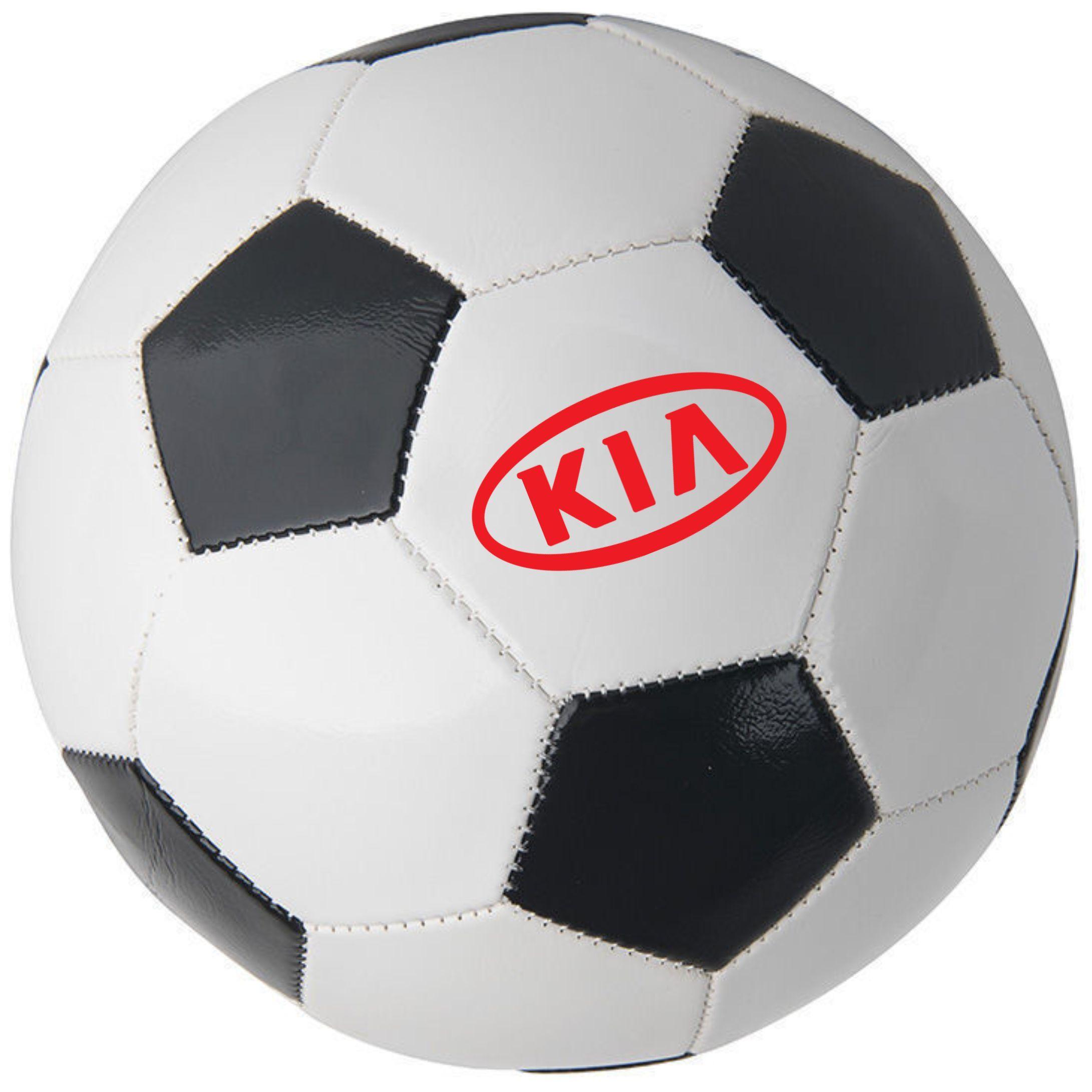футбольные мячи с логотипом